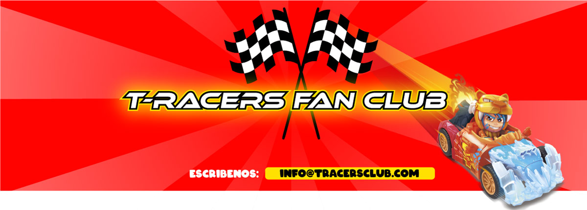 T-RACERS Turbo tuning teams juguetes coleccion fan club Magicbox