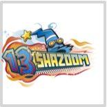T-Racers Shazoom winner logo