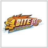 T-Racers bite rider winner logo