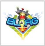 T-Racers blorg logo