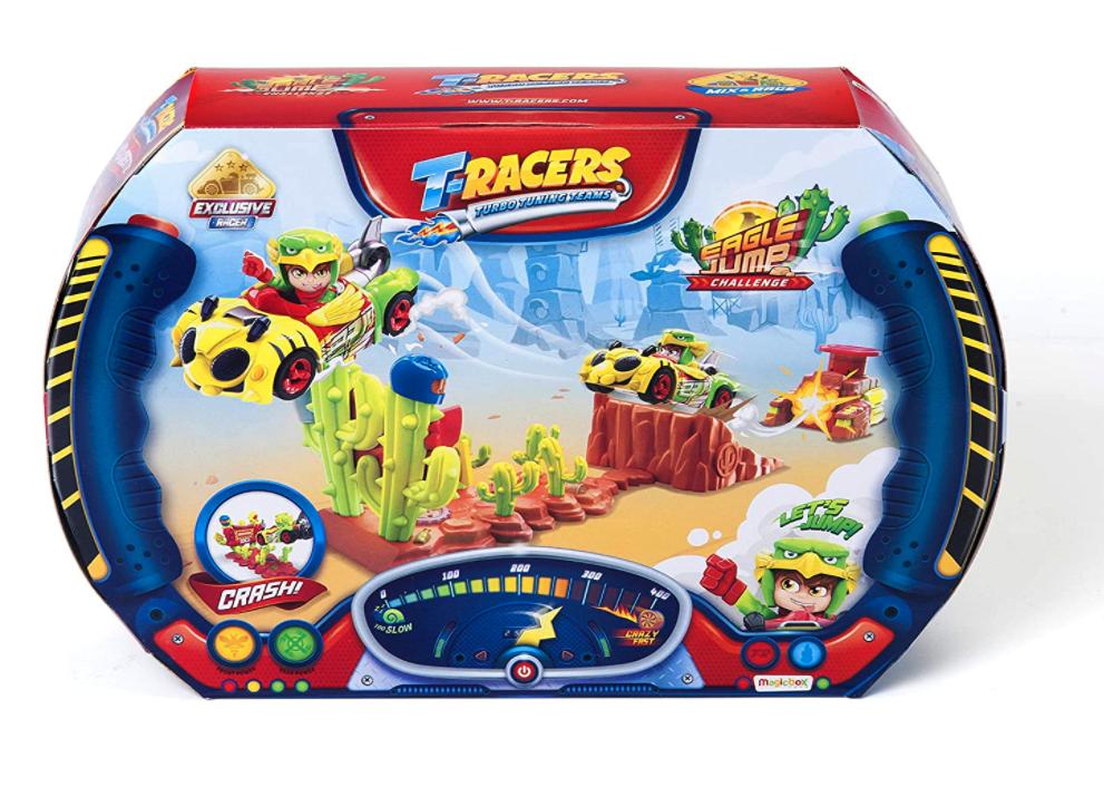 T-racers eagle jump caja especial de la colección
