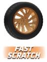 t-race rueda fast scratch