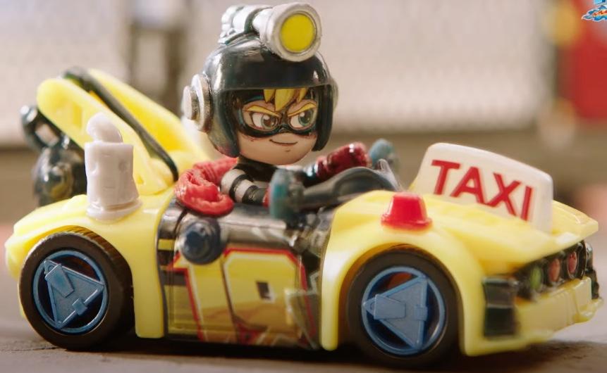 t-racers piloto taxi 19