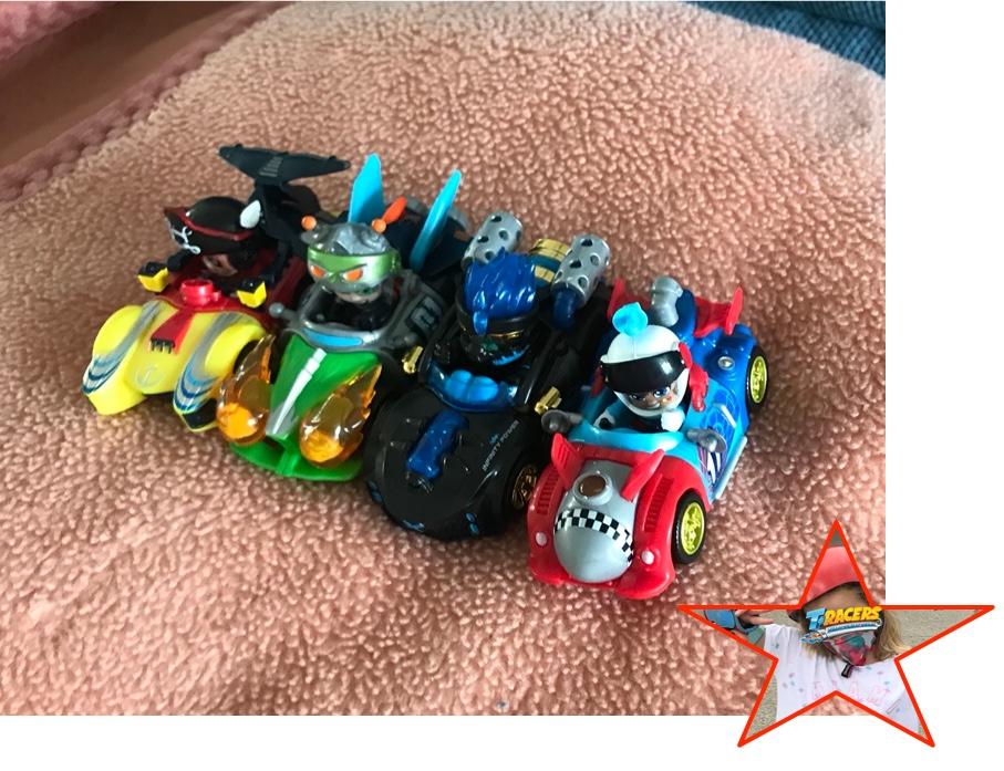 T- Racers piloto del club de fans