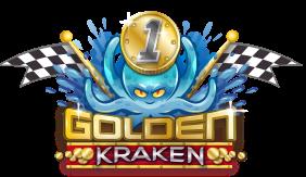 golden kraken logo