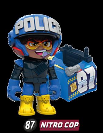piloto nitro cop serie 2